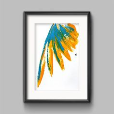 #Angel #Wing No.6 // You need wings to fly – art by BLACK.CAT.PORTRAIT. artist Alwina Simon. Their presence will be a highlight, and every view an exhilarating experience.
