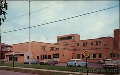 St. Mary's Hospital, Marquette, Michigan.
