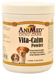 AniMed Vita-Calm Powder Dog Care - 16 oz