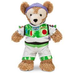 Duffy the Disney Bear Buzz Lightyear Costume