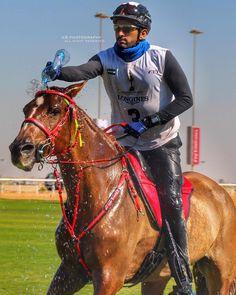 """Congratulations to Sheikh Hamdan Bin Mohammed on winning Sheikh Mohammed Bin Rashid Al Maktoum Endurance Cup  الناااااموس بوراشد"""