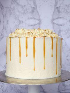 Chocolate Banana Coconut Pie Layered Cake Recipe Perfect Cake Recipe, Layer Cake Recipes, Pi Day, Banana Coconut, Pie Cake, Secret Recipe, Vanilla Cake, Layers, Public