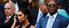 Samuel L. Jackson And Victoria Beckham Share A Painfully Awwwwwwwkward Moment