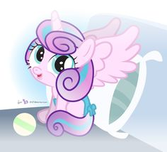 It's Flurry Heart! by dm29.deviantart.com on @DeviantArt