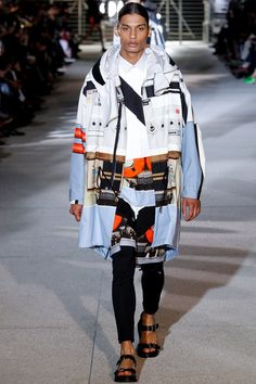 Givenchy | Spring 2014 Menswear Collection | Style.com