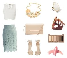 """""""Untitled #10"""" by kariannsweeney ❤ liked on Polyvore featuring Lipsy, Chicwish, Ippolita, Jeffrey Campbell, Ted Baker, Elizabeth Arden and Urban Decay"""