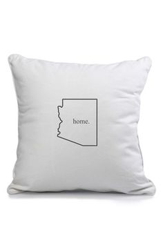 Personalized State Pillow- great going away gift!
