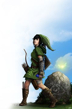 Wow. This looks so awesome!! The Legend of Zelda - Christina Grimmie Tribute by thebookofgray @imgur