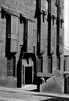 Glasgow School Of Art Library Fire