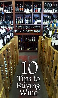 Wine Buying Tips