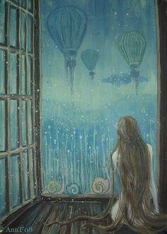 magic in the air by AnnWeaver.deviantart.com on @DeviantArt