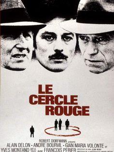 Redécouvrez la bande-annonce du film Le Cercle Rouge ponctuée des secrets de tournage et d'anecdotes sur celui-ci. ☞ Le Cercle rouge est un film franco-ita