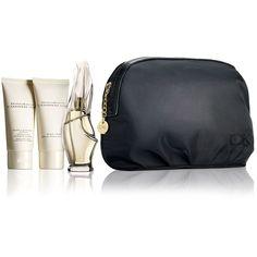 Hands down! My favorite fragrance: Donna Karan Cashmere Mist Luxuries Set: