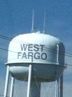 Passing through Fargo ND..