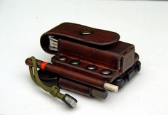 I love this Leatherman Technical Pouch from Martin Sheaths.