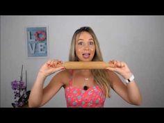 YouTube Detox, Pilates, Youtube, Crop Tops, Mole, Fitness, Swimwear, 1, Broom Handle