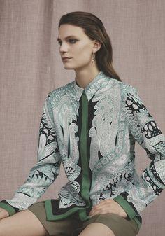 Hermès Resort 2017 Fashion Show  http://www.vogue.com/fashion-shows/resort-2017/hermes/slideshow/collection#30