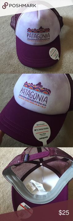 BRAND NEW Patagonia tie dye hat BRAND NEW with tags I just don't like how hats look on me that's why I'm selling it FINAL SALE Patagonia Accessories Hats