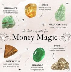 Crystal Healing Chart, Crystal Guide, Crystal Magic, Witch Spell Book, Witchcraft Spell Books, Crystals And Gemstones, Stones And Crystals, Crystals For Energy, Wicca Crystals
