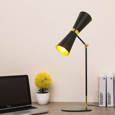 Творческая работа лампы для чтения лампы. Cheerhuzz. com  https://cheerhuzz.com/collections/table-lamps/products/industrial-creative-led-desk-lamp-tl141?variant=33058885455