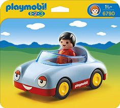 From 6.22:Playmobil 6790 1.2.3 Convertible Car