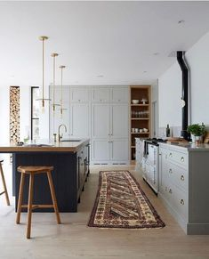 Scandinavian kitchen style is well-known for its simple appearance. the vibe of . - Scandinavian kitchen style is well-known for its simple appearance. the vibe of your kitchen, buyin - Home Decor Kitchen, Interior Design Kitchen, Home Kitchens, Kitchen Shop, Kitchen Ideas, Kitchen Designs, Kitchen Inspiration, Interior Ideas, Devol Kitchens