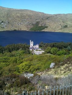 Glenveagh National Park in Donegal, Ireland