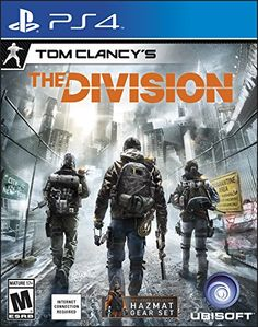 Tom Clancy's The Division - PlayStation 4 Ubisoft http://www.amazon.com/dp/B00DEL3IIS/ref=cm_sw_r_pi_dp_FDK2wb0C6FHR6