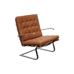 Tugendhat Chair (MR70) | Mies van der Rohe, 1929