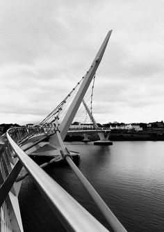 Peace Bridge B by Brendan.McMenamin, via Flickr