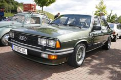 Introduced in 1979, the Audi 200 was the first turbo powered mass produced limosine in the market. Audi was the leader in turbo technology at that time and never gave up the technology but perfected it.