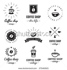 Cafe Stock Vectors & Vector Clip Art | Shutterstock