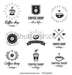 Cafe Stock Vectors & Vector Clip Art | Shutterstock