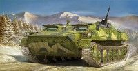 Soviet MT-LB (Medium Tactical) 6MA Multi-Purpose Tracked Vehicle 1/35 Trumpeter