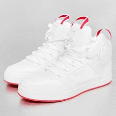 NY Shoes Baskets blanc
