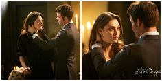 The Originals – TV Série - Elijah Mikaelson - Daniel Gillies - Hayley Marshall - Phoebe Tonkin - rainha - queen - lobo - Wolf - casal - couple - amor - love - 1x22 - From A Cradle To A Grave - Do Berço Para A Sepultura