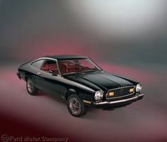 1976 Ford Mustang Shadow