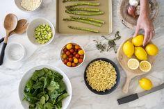 Shea's Favorite Orzo Pasta Salad Recipe Orzo Pasta Recipes, Soup Recipes, Dinner Recipes, Recipies, Orzo Salad, Soup And Salad, Great Recipes, Favorite Recipes, Healthy Recipes