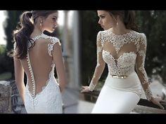 CHRISTINE DANDO   London Bridal Fashion Week 2015   Fashion One - YouTube