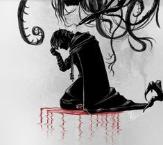 Do the Gods love their creations-7 by jeza-red on DeviantArt // Alfred the Executioner