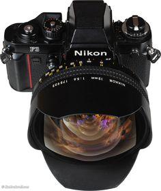 Nikon 13mm on an F3