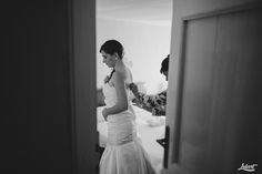 It was a gorgeous wedding, primarily because of relaxed newlyweds and their happy guests, but also because of two inspiring locations,Galižana and Puntizela Wedding Story, Wedding Day, Newlyweds, One Shoulder Wedding Dress, Weddings, Wedding Dresses, Happy, Fashion, Pi Day Wedding