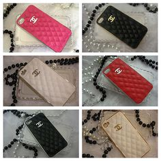 Chanel iPhone Cases
