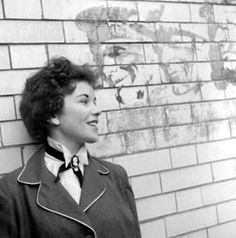 teddy girl - postwar subculture - working class dressing in edwardian clothes