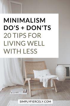 100+ Best Minimalism Inspiration images in 2020 | minimalist ...