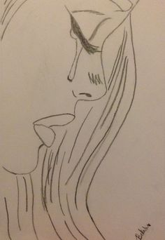 Sad drawings, easy drawings sketches, cute drawings of people, easy love drawings, Sad Sketches, Easy Drawings Sketches, Sad Drawings, Cool Art Drawings, Easy Drawings Of Love, Drawings Of People Easy, Tumblr Drawings, Girl Drawing Sketches, Drawings Of Sadness