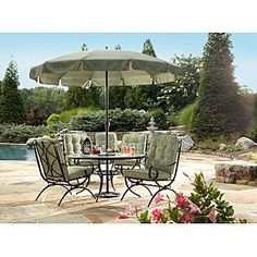 1000 Images About Glass Top Patio Table On Pinterest