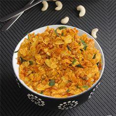 Corn Chivda