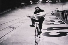 Incredible unpublished Henri Cartier-Bresson shots appear in the latest Rouleur