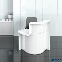 #Banques #d'accueil - wave | #MDD | mobilier de bureau | meubles de bureau | meubles de bureau